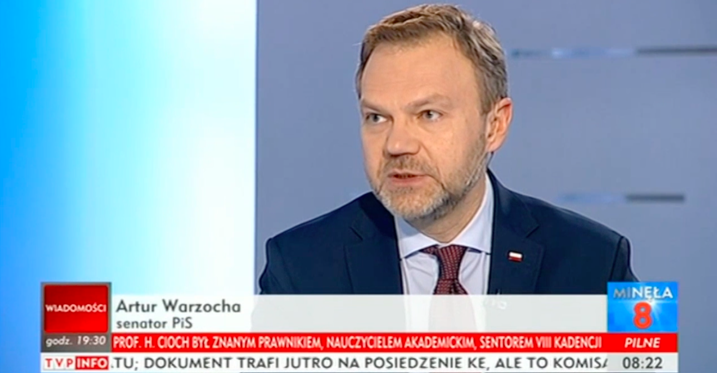 Program Minęła 8 TVP Info